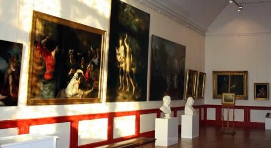 Image Musée des beaux-arts et d'archéologie de Libourne