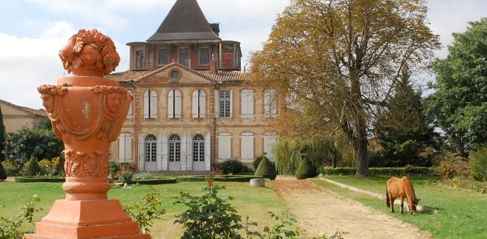 Image Parc du Château de Larra