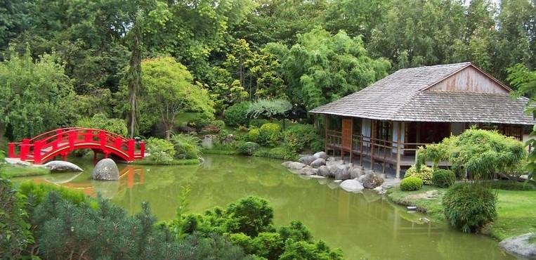 Image Jardin japonais de Compans-Caffarelli