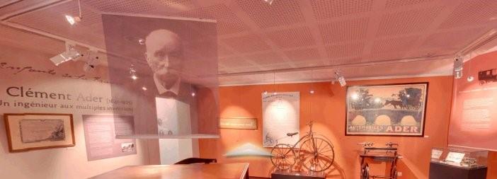 Image Musée Clément Ader