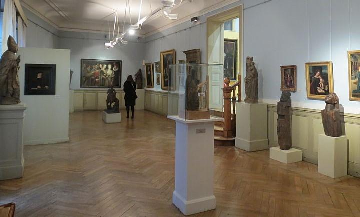 Image Le musée des beaux arts - Fabrégat