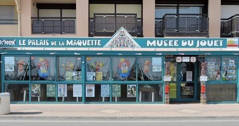 Image Le palais de la Maquette