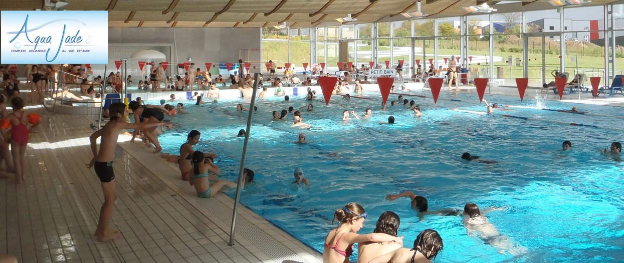 Image Complexe aquatique Aquajade de Saint Brevin les Pins