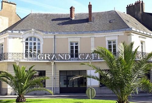 Image Le Grand Café de Saint Nazaire - Musée d'Art