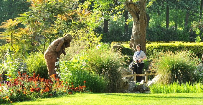 Image Le jardin des Plantes