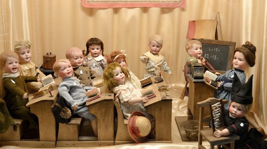 Image Musée de la poupée et du jouet ancien