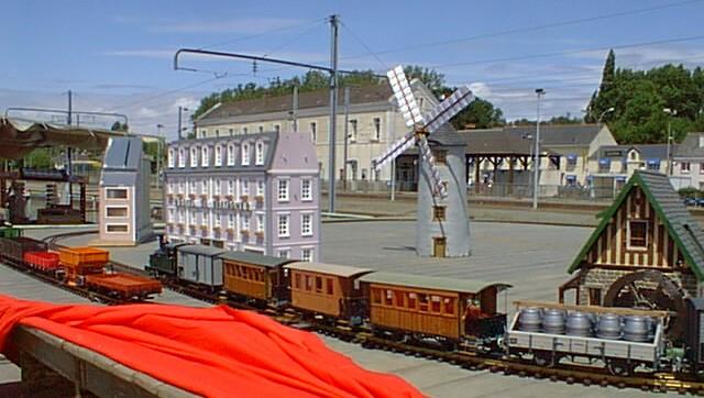 Image Musée des maquettes de train