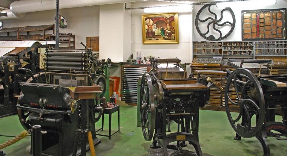 Image Musée de l'imprimerie