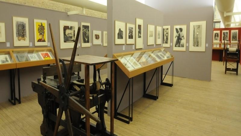 Image Musée du dessin et de l'estampe originale