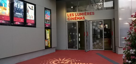 Image Cinéma Les Lumières