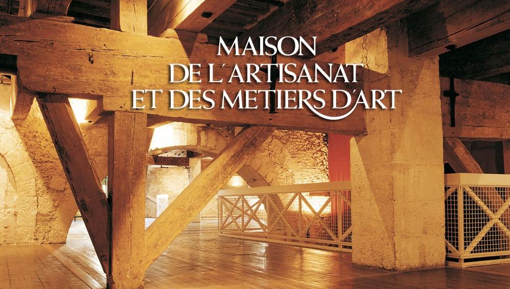 Image La Maison de l'Artisanat et des Métiers d'Arts