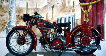 Image Le Musée de la Moto : l'histoire de la motocyclette