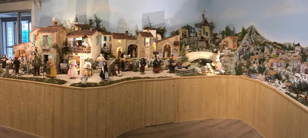 Image Le Village des santons en Provence