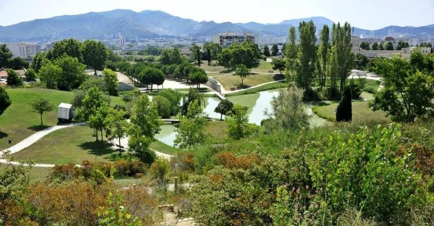 Image Le Parc du 26ème Centenaire