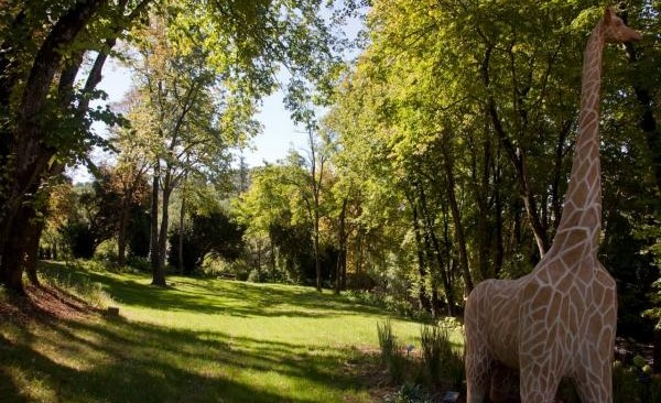 Image Le jardin des Oules