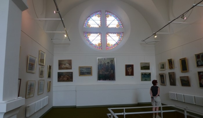 Image Musée Simon Ségal