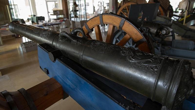 Image Musée de l'artillerie