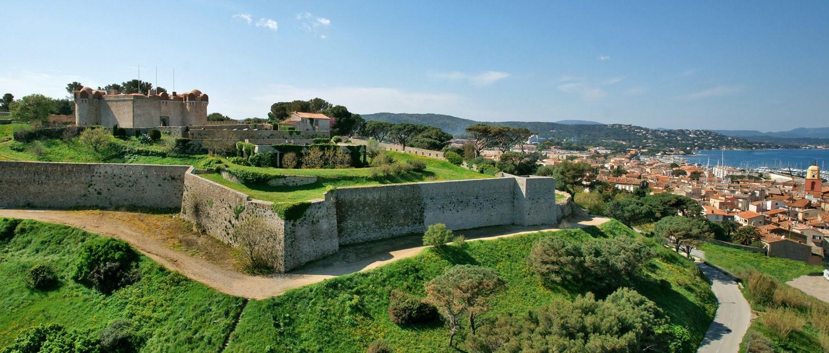 Image Musée maritime et citadelle