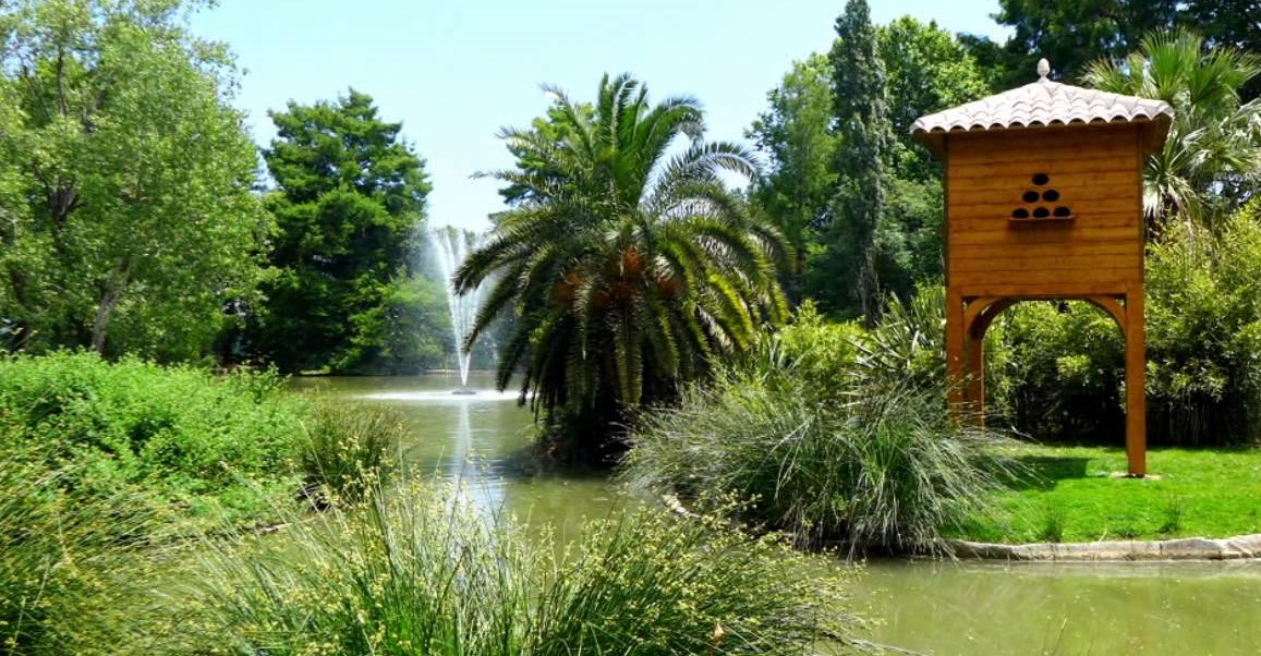 Image Parc Olbius Riquier