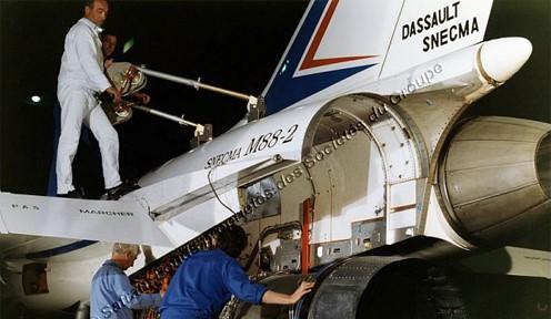 Image Musée aéronautique et spatial Safran