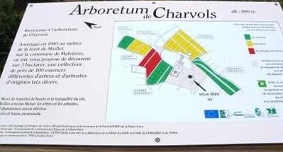 Image Arboretum de Charvols