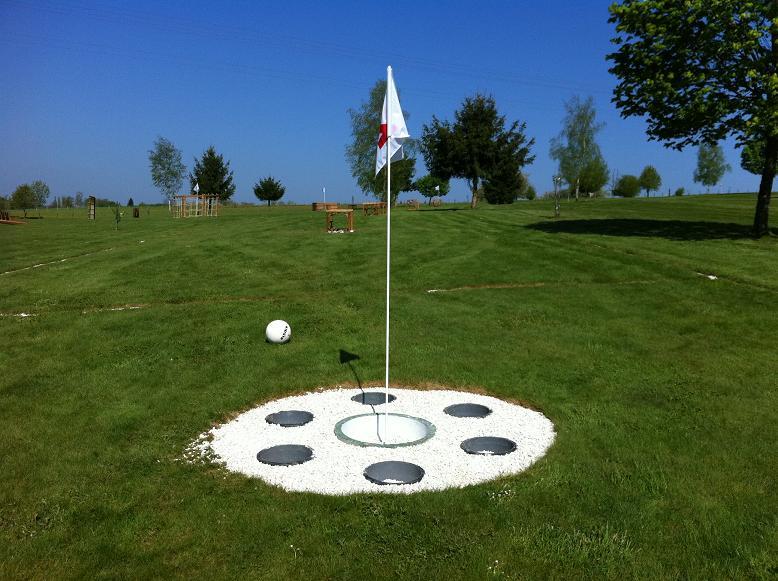 Image MD Loisirs : Swin Golf et Greenfoot
