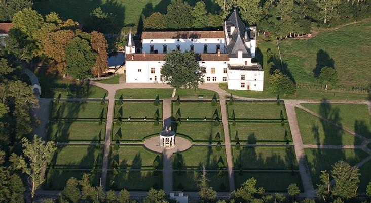 Image Château de La Bastie d'Urfé et ses jardins