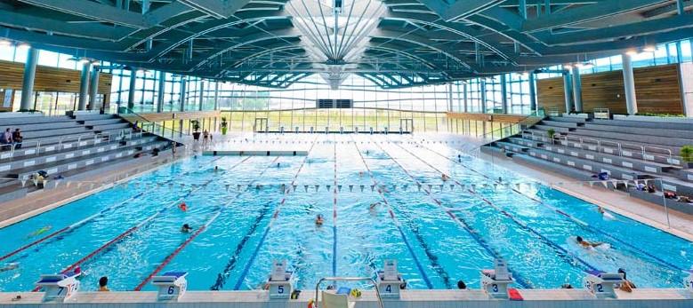 Image Piscine Olympique de Dijon