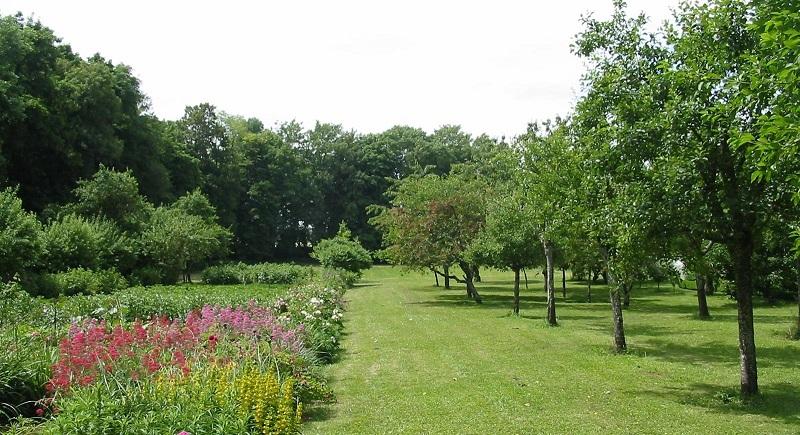 Image Jardins du Château de Beaumont-sur-Vingeanne