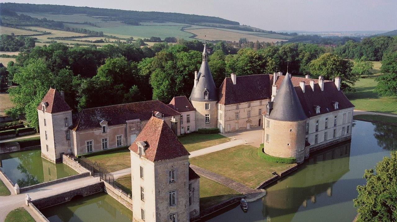 Image Parc du château de Commarin