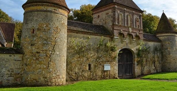 Image Abbaye de Vauluisant