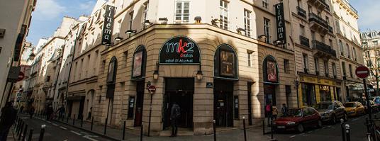 Image MK2 Odéon - côté Saint-Michel