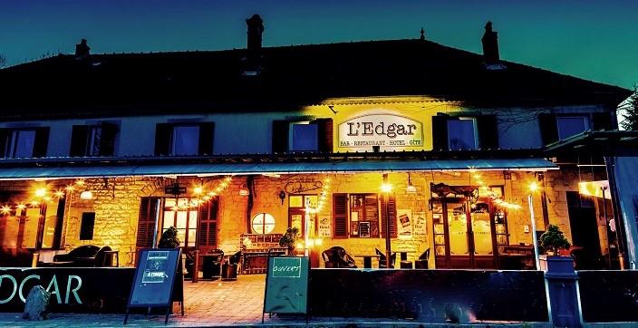 Image L'Edgard - Restopolitan - offre menu découverte à 15,50€ (entrèe + plat)