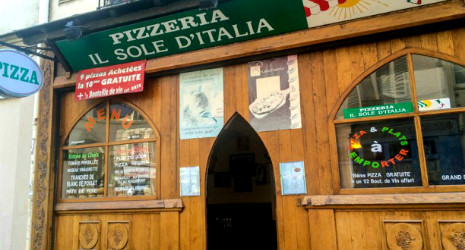 Image Il Sole d'Italia - Restopolitan - Offre : Entrée + Plat au choix à la Carte (hors Menu)