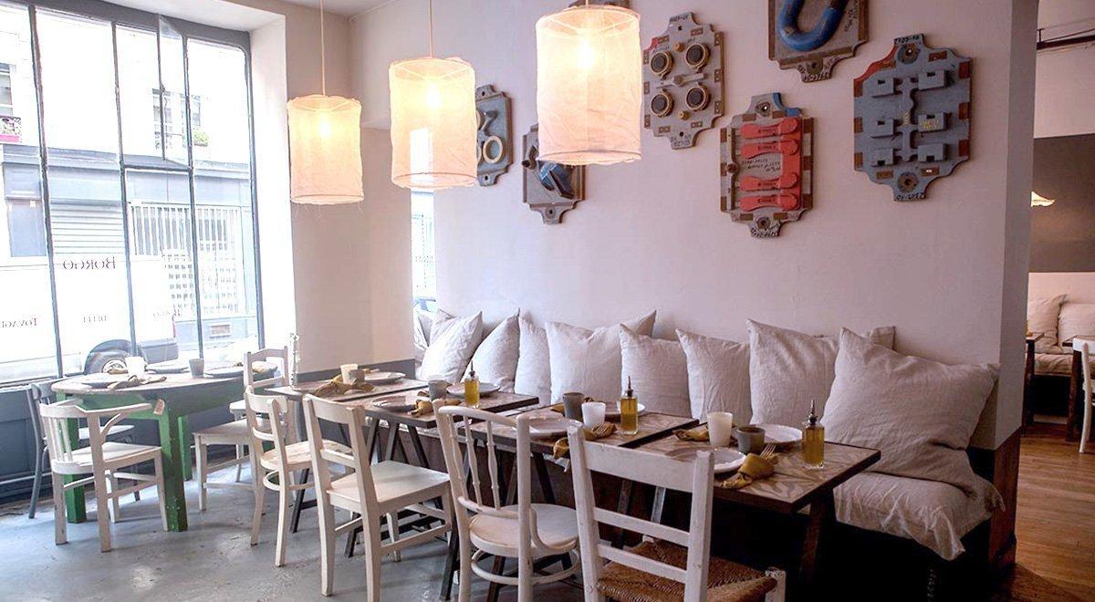 Image Borgo Paris Bistrot  - Restopolitan - Offre : Plat + Dessert au choix à la Carte (hors Menu)
