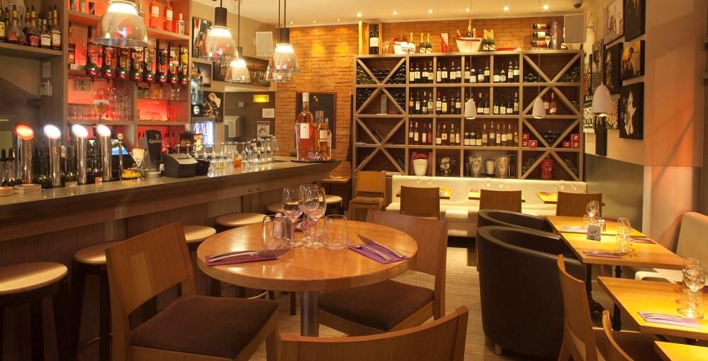 Image Le Novo - Restopolitan - Offre - Diner 3 Tapas + Dessert au choix à la Carte (hors Menu)