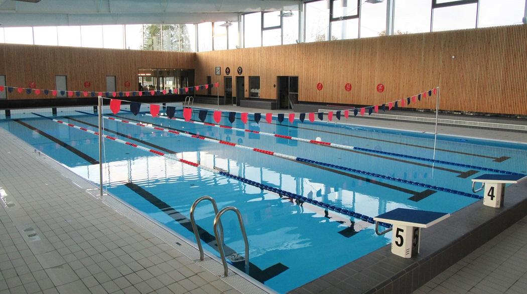 Image Centre Aquatique Canal Forêt