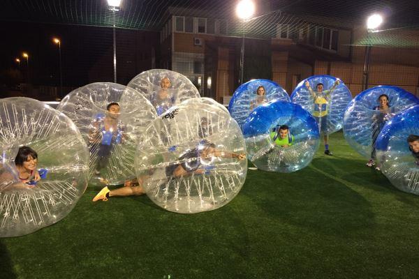 Image Soccer Center - Bubble foot et Compagnie