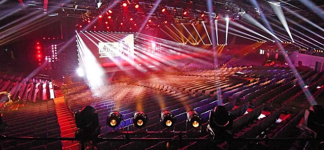 Image Dome de Paris - Palais de Sports