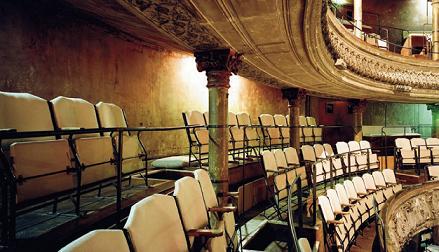 Image Théâtre des Bouffes du Nord