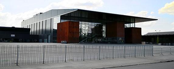Image Le Cube - Parc Expo