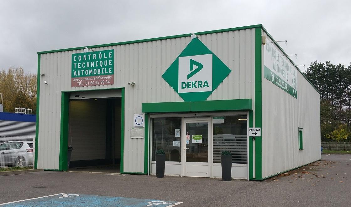 Image Dekra - Contrôle Technique Automobile