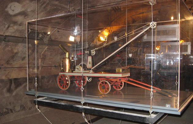 Image Musée des égouts de Paris