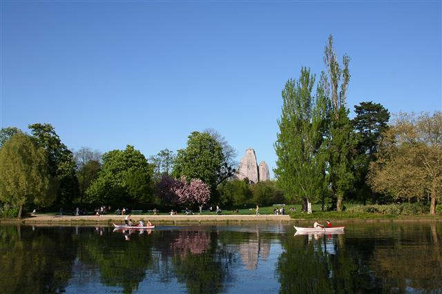Image Barques du lac Daumesnil