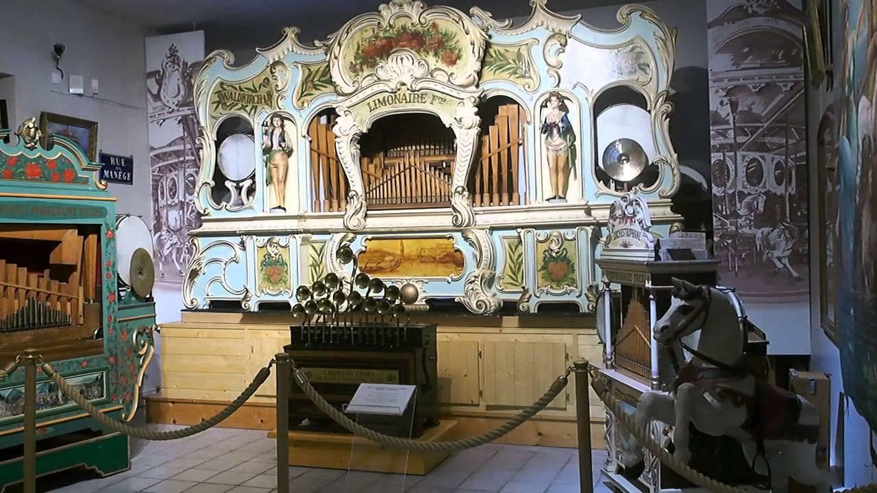 Image Musée de la musique mécanique