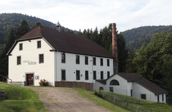 Image Musée du textile des Vosges